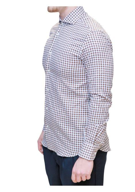 Camicia manica lunga slim fit AVANGUARDIA STILISTICA | 10000008 | ORIA7219