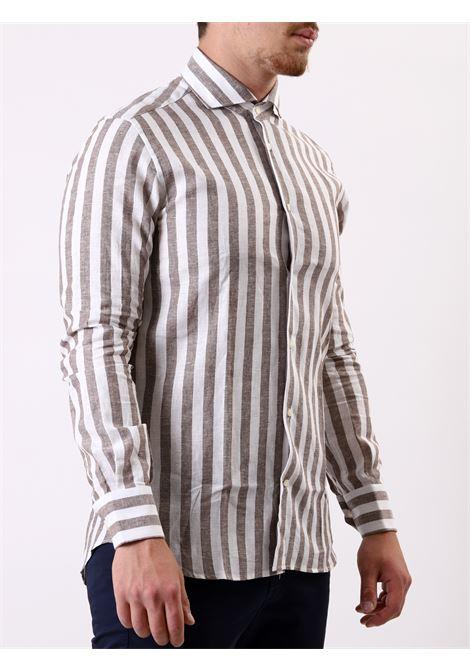 Camicia manica lunga slim fit AVANGUARDIA STILISTICA | 10000008 | OSTUNI C939 FASCIA 16905