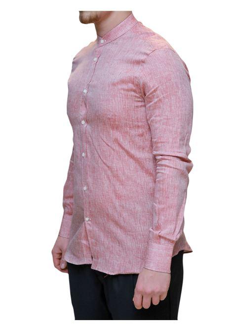 Camicia manica lunga slim fit AVANGUARDIA STILISTICA | 10000008 | OSTUNI COREA100BR28