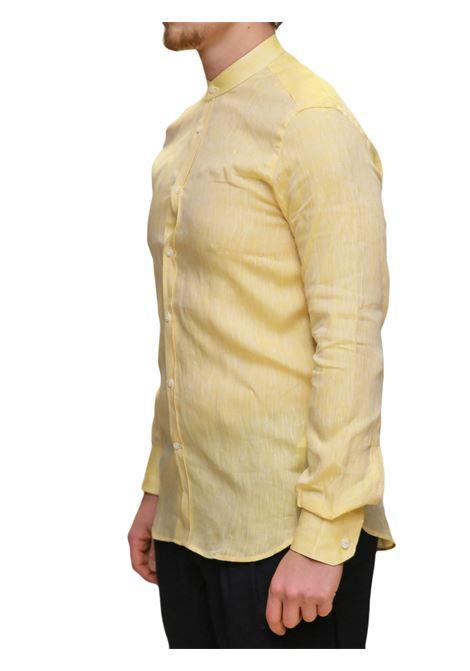 Camicia manica lunga slim fit AVANGUARDIA STILISTICA | 10000008 | OSTUNI COREA100G040