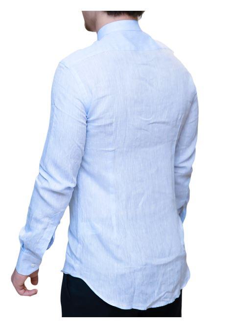Camicia manica lunga slim fit AVANGUARDIA STILISTICA | 10000008 | OSTUNI COREA100T015
