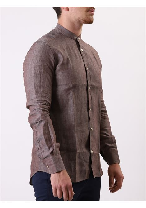 Camicia manica lunga slim fit AVANGUARDIA STILISTICA | 10000008 | OSTUNI COREA79042