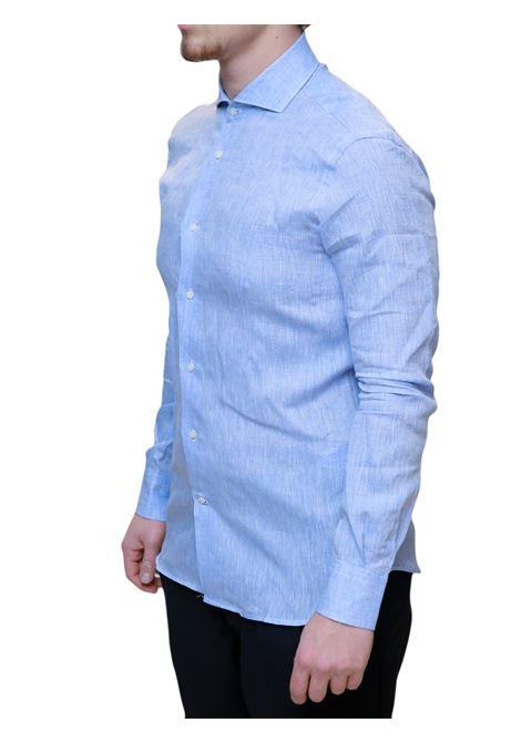Camicia manica lunga slim fit AVANGUARDIA STILISTICA | 10000008 | OSTUNI100B002