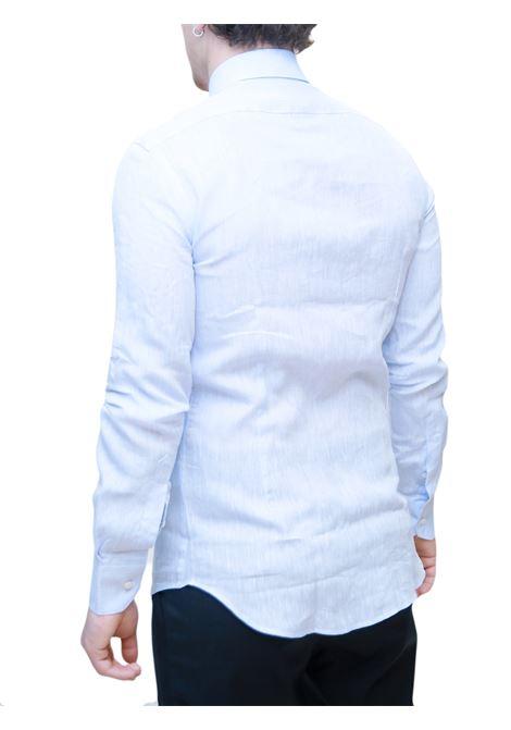 Camicia manica lunga slim fit AVANGUARDIA STILISTICA | 10000008 | OSTUNI100B015