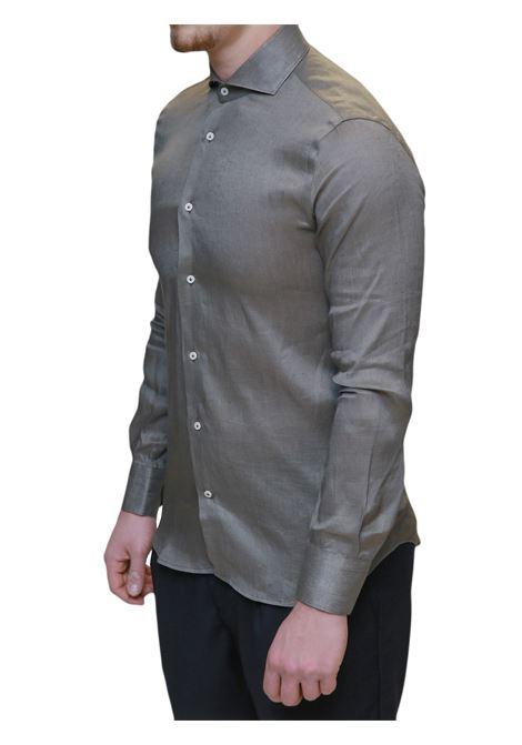 Camicia manica lunga slim fit AVANGUARDIA STILISTICA | 10000008 | OSTUNI100M026