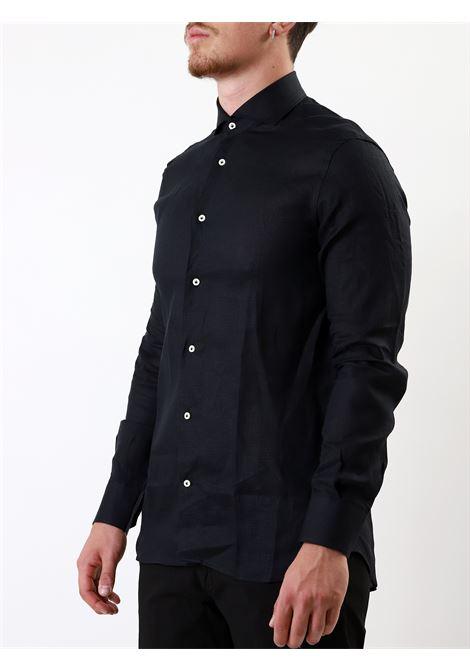 Camicia manica lunga slim fit AVANGUARDIA STILISTICA | 10000008 | OSTUNI80N013