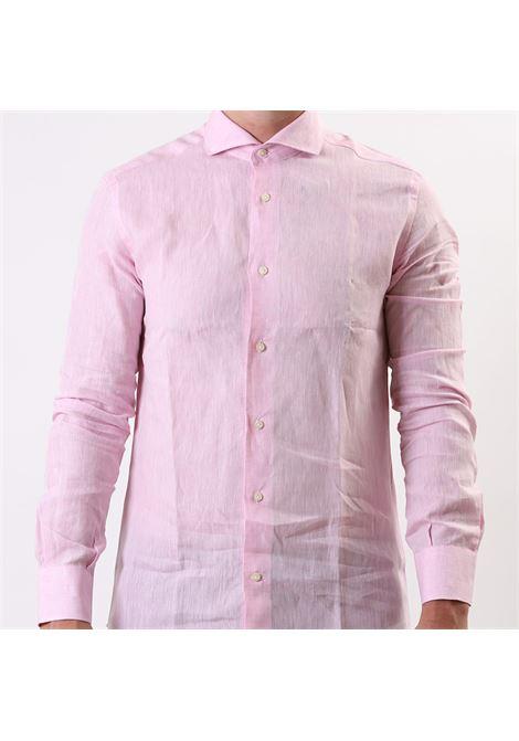 Camicia manica lunga slim fit AVANGUARDIA STILISTICA | 10000008 | OSTUNI80R006
