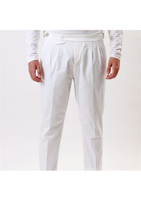 Pantaloni tasca america AVANGUARDIA STILISTICA | 9 | P374 1109BIANCO