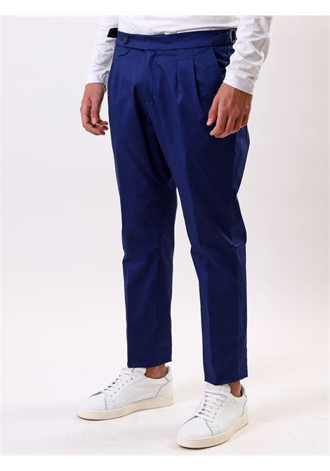 Pantaloni tasca america AVANGUARDIA STILISTICA | 9 | P374 1109INDACO