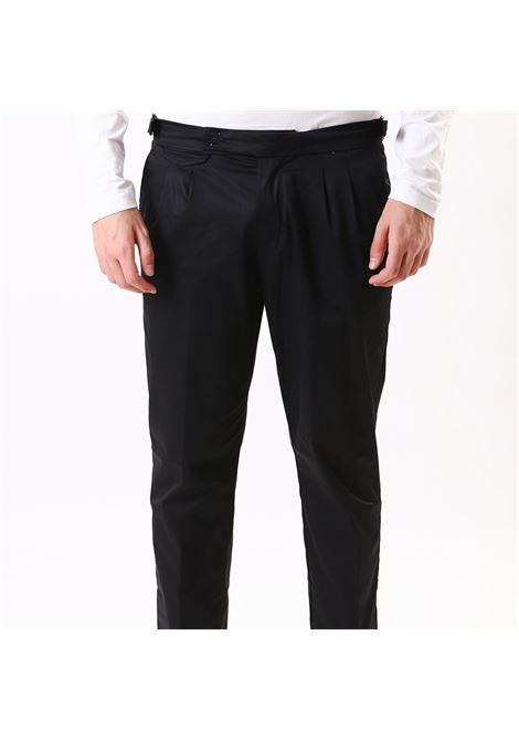 Pantaloni tasca america AVANGUARDIA STILISTICA | 9 | P374 1109NERO