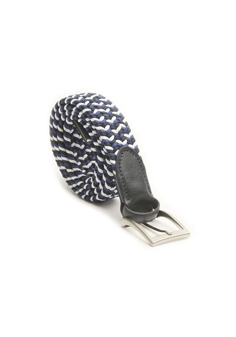 Cintura intrecciata in corda AVANGUARDIA STILISTICA | 22 | ROS5HBLU