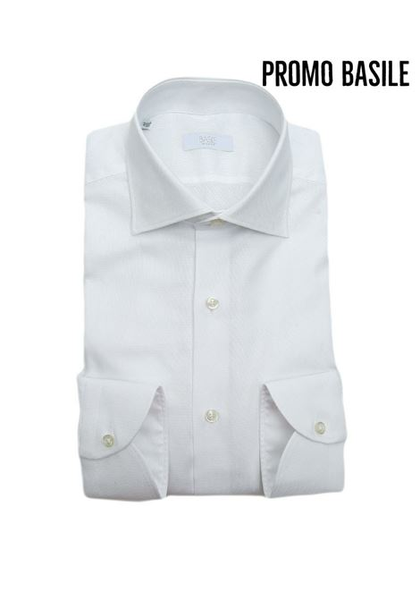 Camicia regular fit manica lunga business BASILE | 5032236 | 0003T60100
