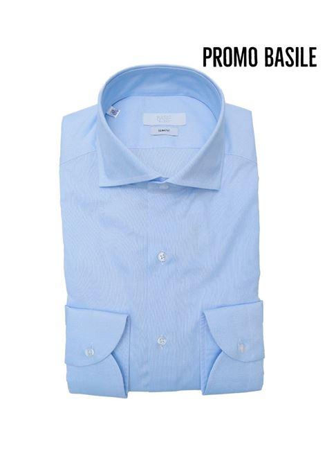 Camicia manica lunga business slim fit BASILE | 10000008 | 0009G3196101