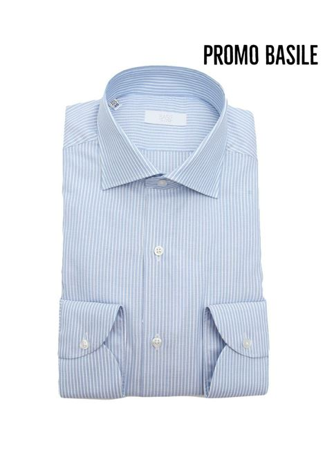 Camicia manica lunga business regular fit BASILE | 5032236 | 0057T60401
