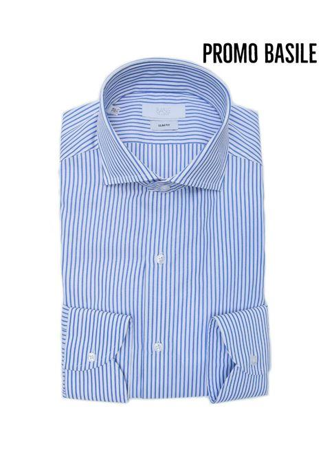 Camicia manica lunga business slim fit BASILE | 10000008 | 0084G3196401