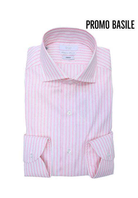 Camicia manica lunga business slim fit BASILE | 10000008 | 0149G3196402
