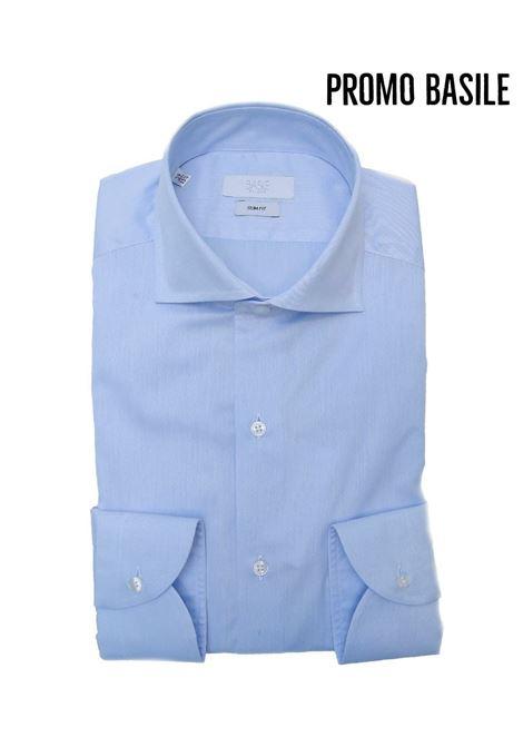 Camicia manica lunga business slim fit BASILE | 10000008 | 0206G3196101