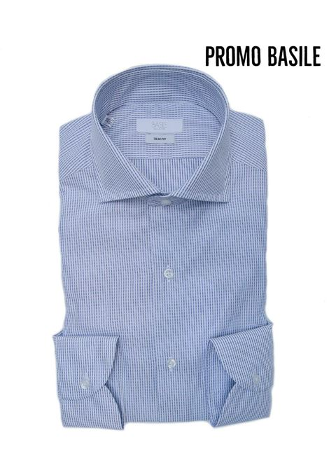 Camicia manica lunga business slim fit BASILE | 10000008 | 0678G3196401