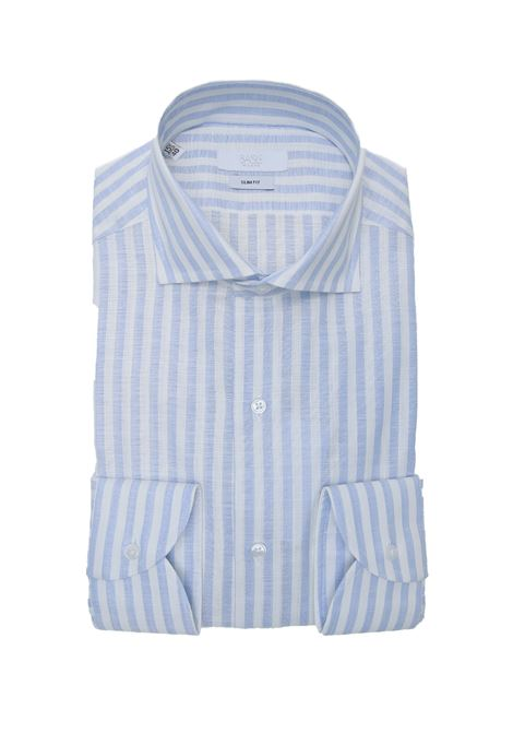 Camicia manica lunga business slim fit BASILE | 10000008 | 0690G3196401