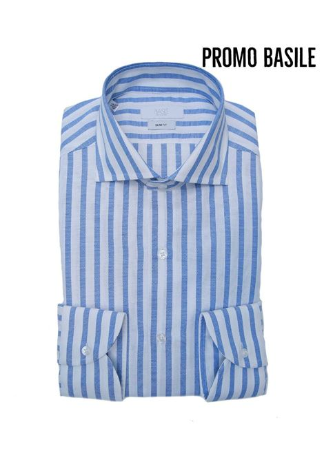 Camicia manica lunga business slim fit BASILE | 10000008 | 0726G3196 SL401