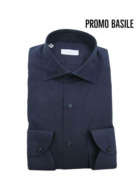 Camicia manica lunga regular fit BASILE | 5032236 | 0884T60303