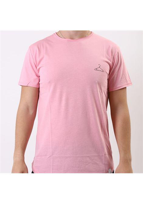 T-shirt mezza manica BERNA | 8 | 190322ROSA