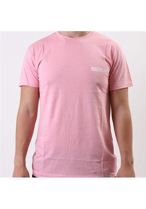 T-shirt mezza manica BERNA | 8 | 190418ROSA