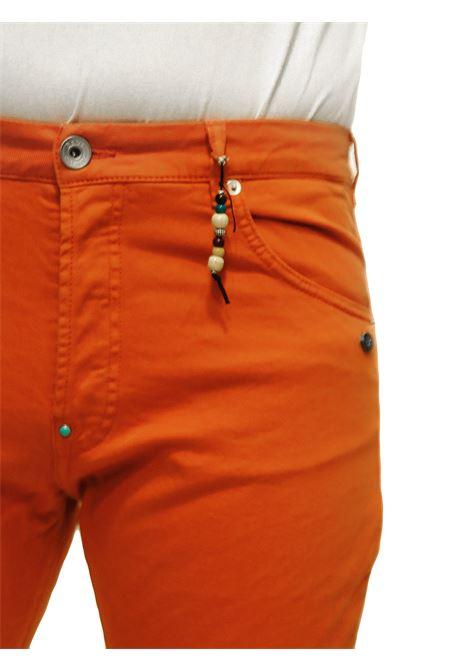 Jeans bull denim cropped BERNA | 9 | BRNM190360TEGOLA