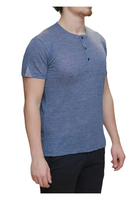 T-shirt mezza manica BESILENT | 8 | BSMA0355INDACO