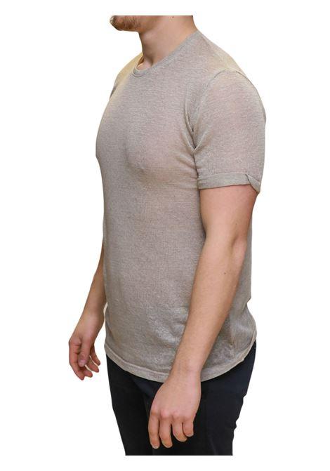 T-shirt mezza manica BESILENT | 8 | BSMA0370BEIGE
