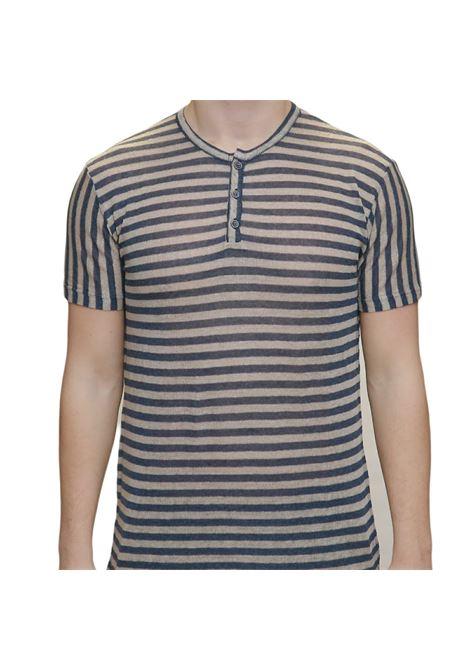 T-shirt mezza manica BESILENT | 8 | BSMA0373BEIGE