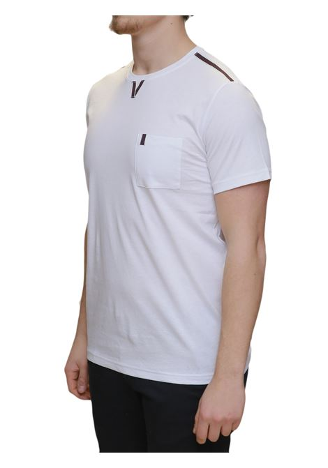 T-shirt mezza manica BESILENT | 8 | BSMA0379BIANCO