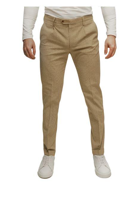 Pantaloni tasca america BESILENT | 9 | BSPA0358NOCCIOLA
