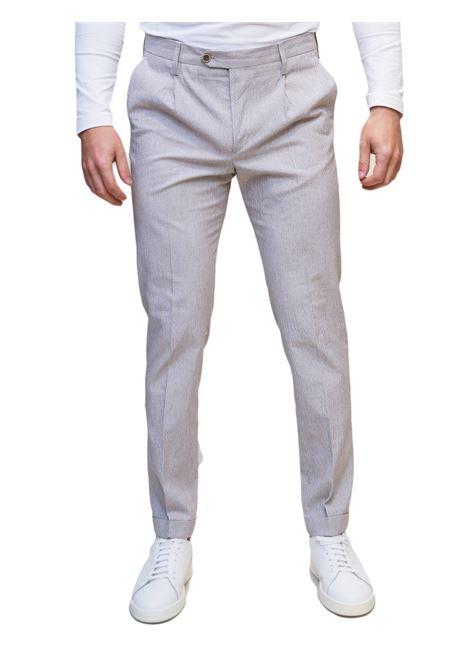 Pantaloni tasca america BESILENT | 9 | BSPA0359AVION