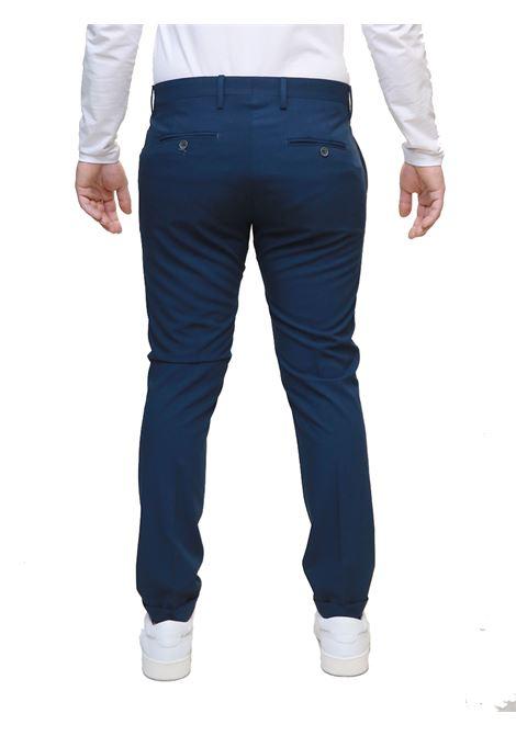 Pantaloni tasca america BESILENT | 9 | BSPA0368BLUETTE