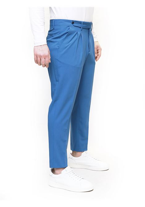 Pantaloni tasca america BESILENT | 9 | BSPA0371CELESTE