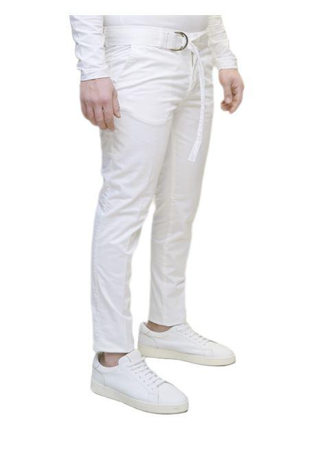 Pantaloni tasca america BESILENT | 9 | BSPA0383BIANCO