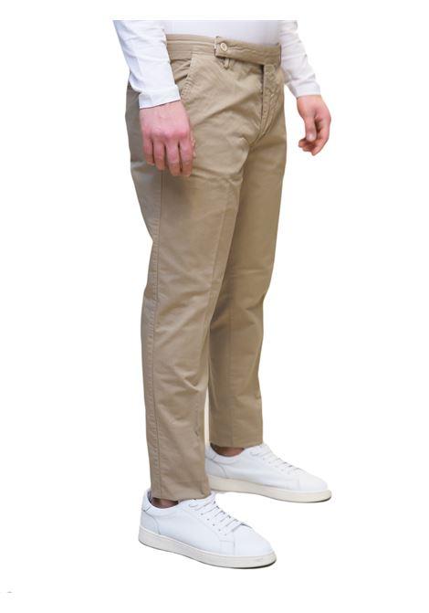 Pantaloni tasca america BESILENT | 9 | BSPA0387BEIGE