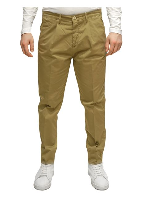 Pantaloni chino tasca america  BESILENT | 9 | BSPA0389SALVIA