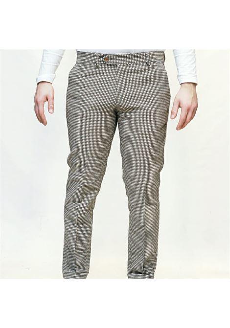 Pantaloni tasca america BESILENT | 9 | BSPA0397CASTORO