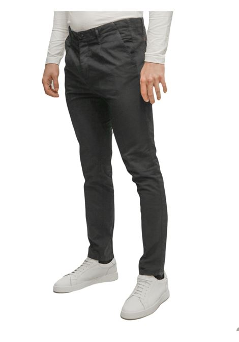 Pantaloni chino tasca america BESILENT | 9 | BSPA0399BLU
