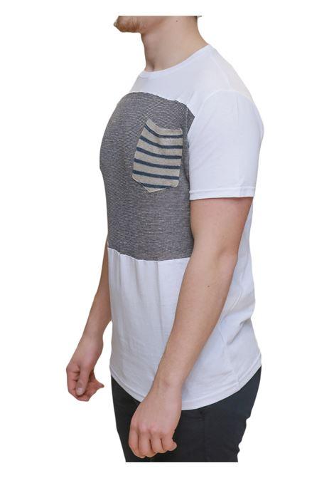 T-shirt mezza manica BESILENT | 8 | BSTS0160BIANCO