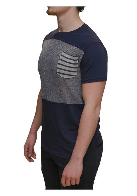 T-shirt mezza manica BESILENT | 8 | BSTS0160BLU