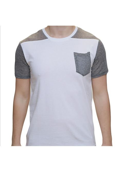 T-shirt mezza manica BESILENT | 8 | BSTS0161BIANCO