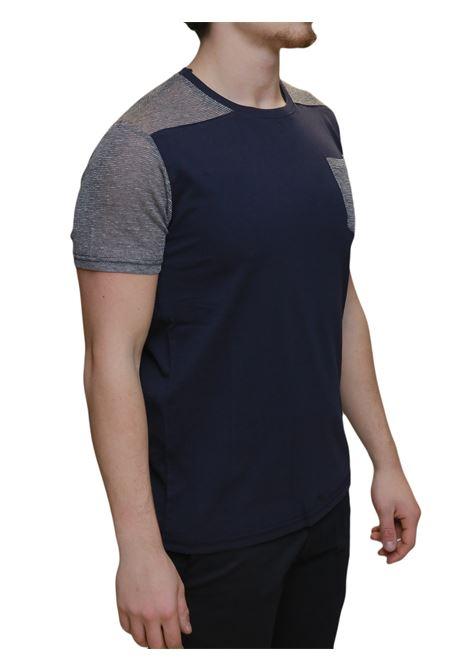 T-shirt mezza manica BESILENT | 8 | BSTS0161BLU