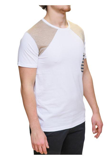 T-shirt mezza manica BESILENT | 8 | BSTS0162BIANCO