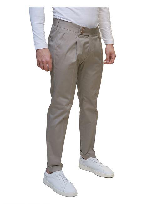 Pantaloni tasca america DI BIASI | 9 | BUSTO ALTO DIAGONALEBEIGE