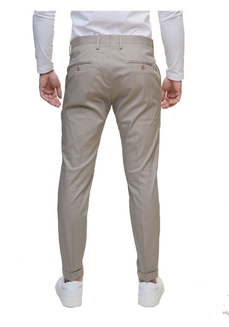 Pantaloni chino tasca america DI BIASI | 9 | BUSTO NORMALEBEIGE