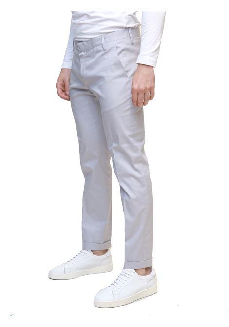 Pantaloni chino tasca america DI BIASI | 9 | BUSTO NORMALEPERLA