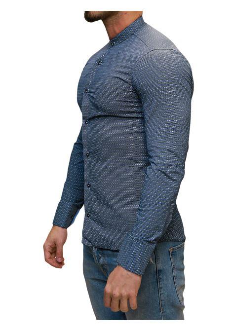 Camicia manica lunga slim fit DI BIASI | 10000008 | COREANO 4444